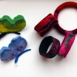 felt-bracelets-bangles-and-butterfly-brooches