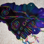felted-rainbow-scarf