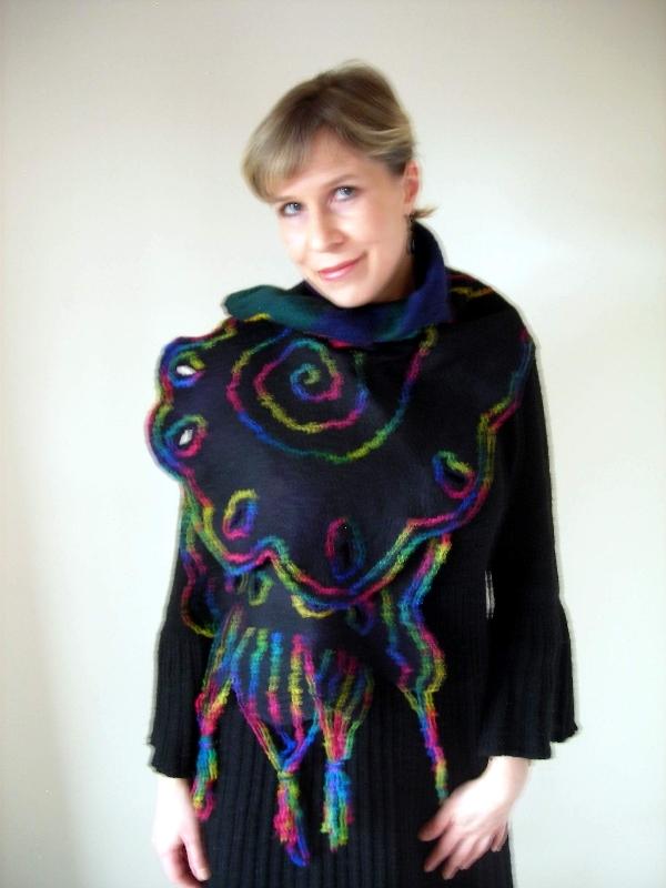 felted-rainbow-scarf-1