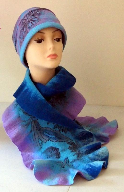 nuno-felt-hat-and-scarf