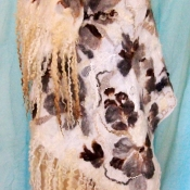 Nuno Felted Wrap