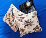Felted Cushion Covers workshop at Magic Wool Art and Craft Studio in Worcestershire