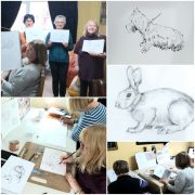 Learn to draw animals at Fundamental Art Skills course in Kidderminster Worcestershire