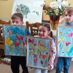 Half Term art and craft class for children in Kidderminster at Magic Wool Studio