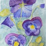 Therapeutic Watercolour Painting at Magic Wool Art and Craft Studio
