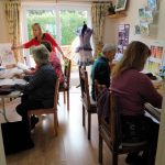 watercolour course for beginners in Kidderminster Worcestershire