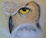 Learn to use pastels at interactive online art course in Worcestershire with Raya Brown