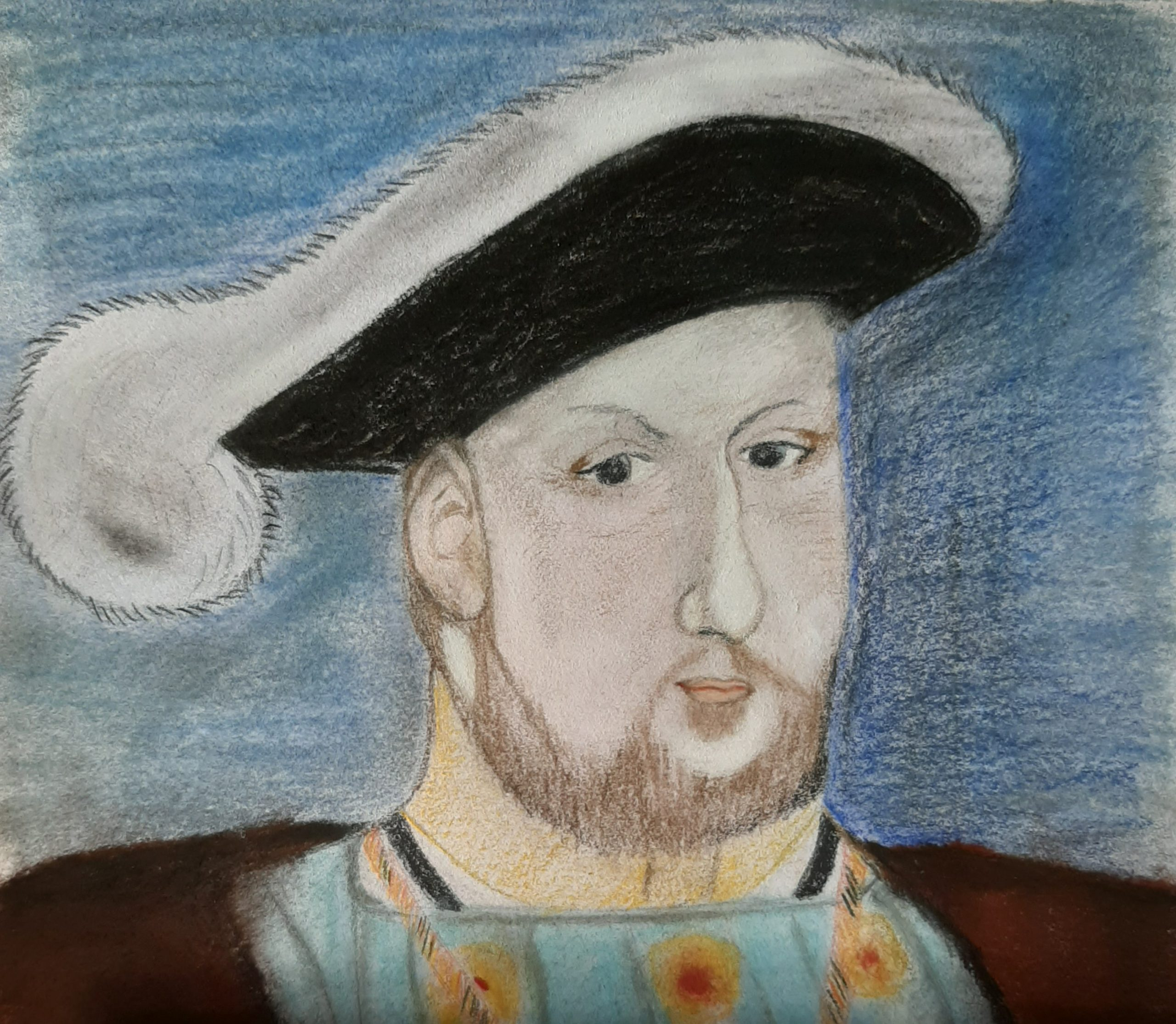 Interactive online zoom course 'Introduction To Portrait' has been a great success with Raya Brown in Worcestershire