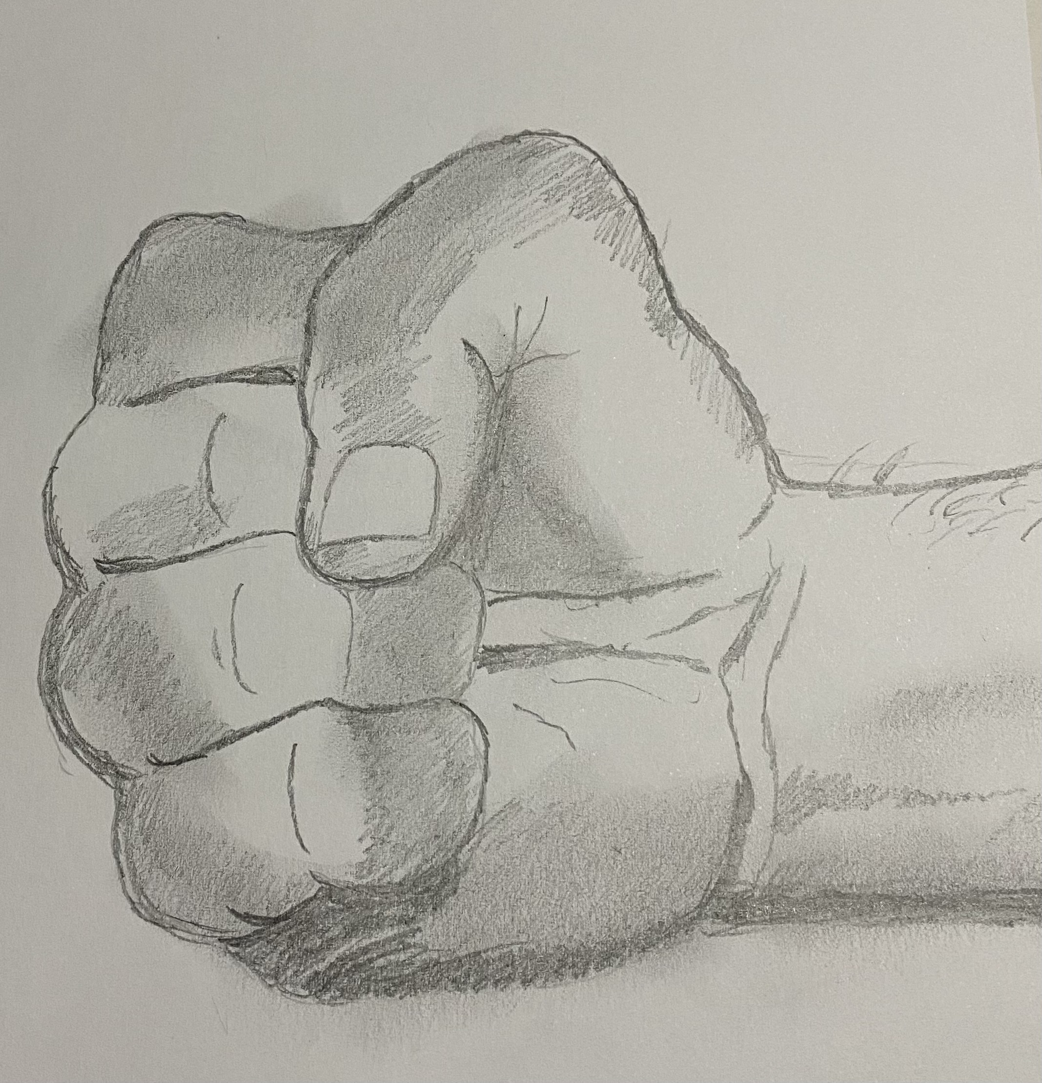 Learn How to draw hands with Worcestershire Artist Raya Brown